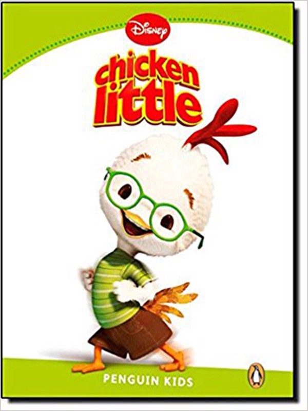 Chicken Little: Level 4 (Penguin Kids)
