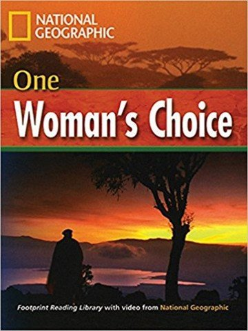 One's Woman's Choice Student book only ( American Edition)