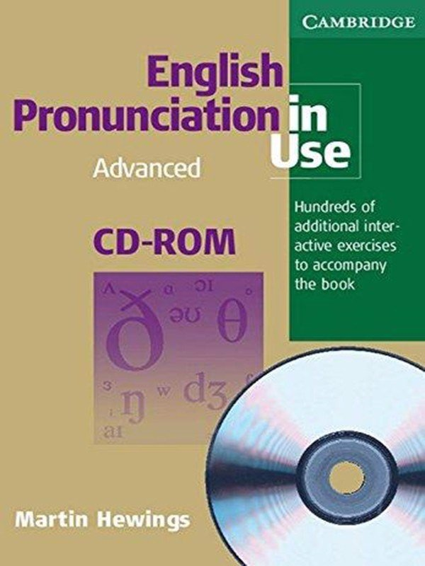 English Pronunciation in Use Advanced CD-ROM for Windows and Mac (single user).