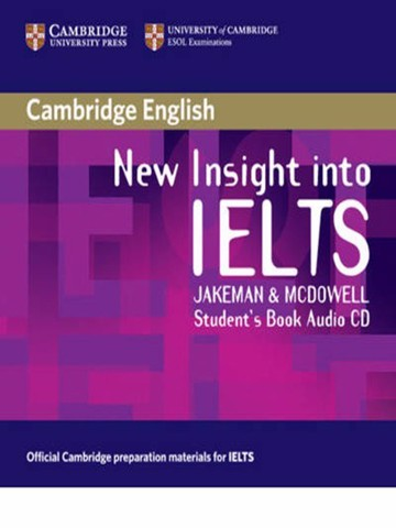Insight into IELTS: Audio CD