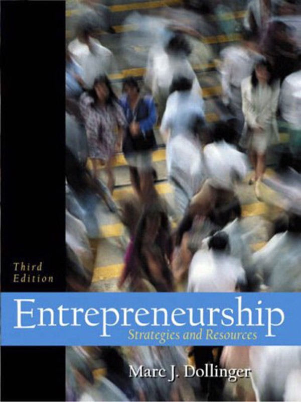 Entrepreneurship : Strategies and Resources