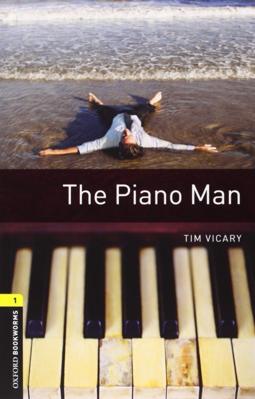 OBWL (3 Ed.) 1: The Piano Man Audio CD Pack