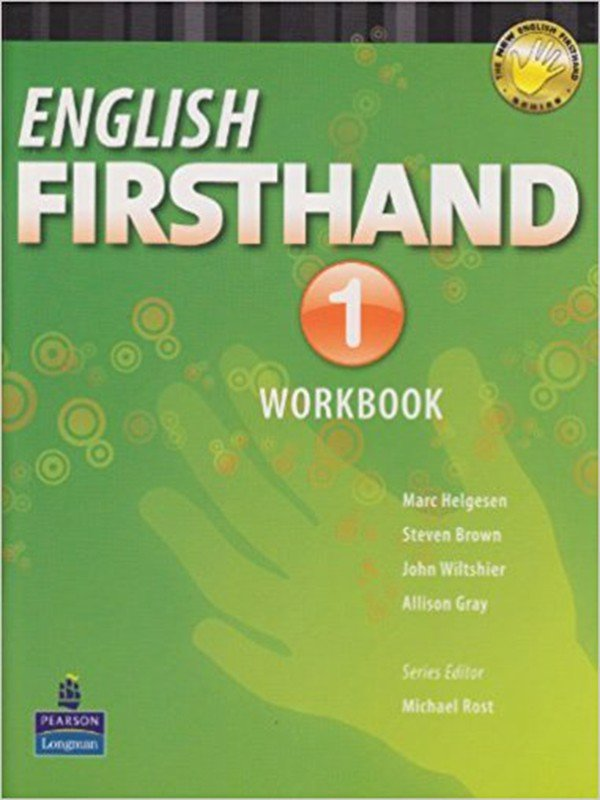 English Firsthand 1: Workbook
