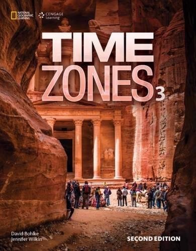 Time Zones (2 Ed.) 3: Student Book & Olwb Sticker Code