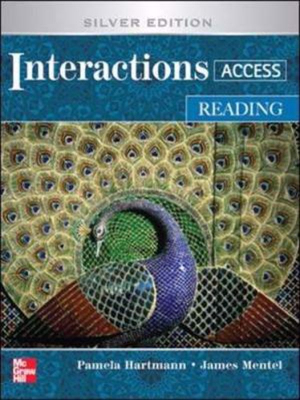 Interactions (5 Ed.) Access: Reading Student Book