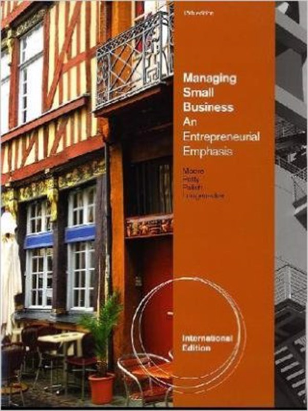 Managing Small Business, An Entrepreneurial Emphasis 15E