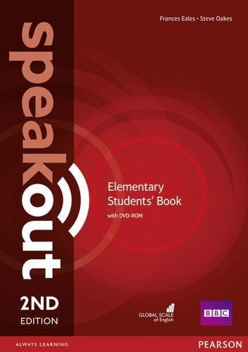 Speakout (2 Ed.) Ele: Student Book with DVD & Active Book