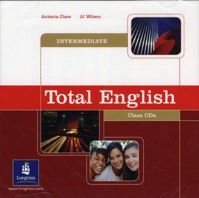 Total English Inter: Class CDs