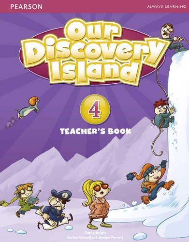 Our Discovery Island (BrE) 4 : Teacher Book with Pincode