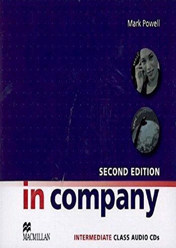 In Company (2 Ed.) Inter: Class Audio CDs