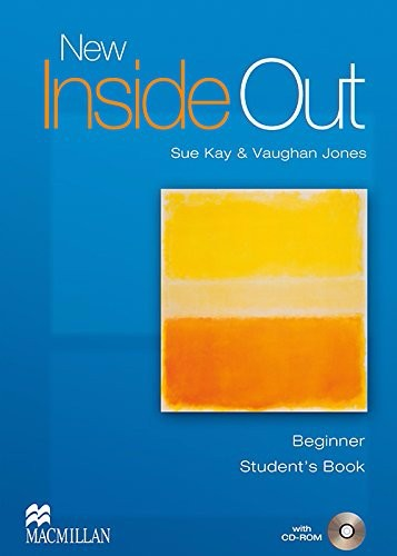 New Inside Out Beginner: Student Book with CD-Rom