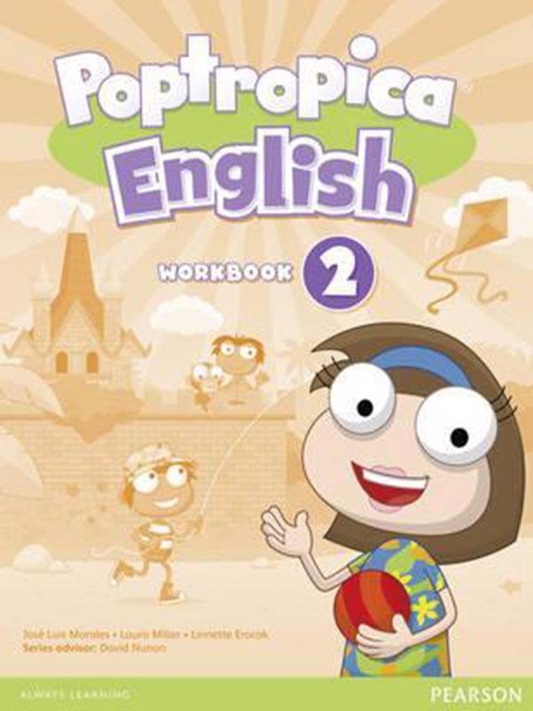 Poptropica English Ame 2: Work book + CD