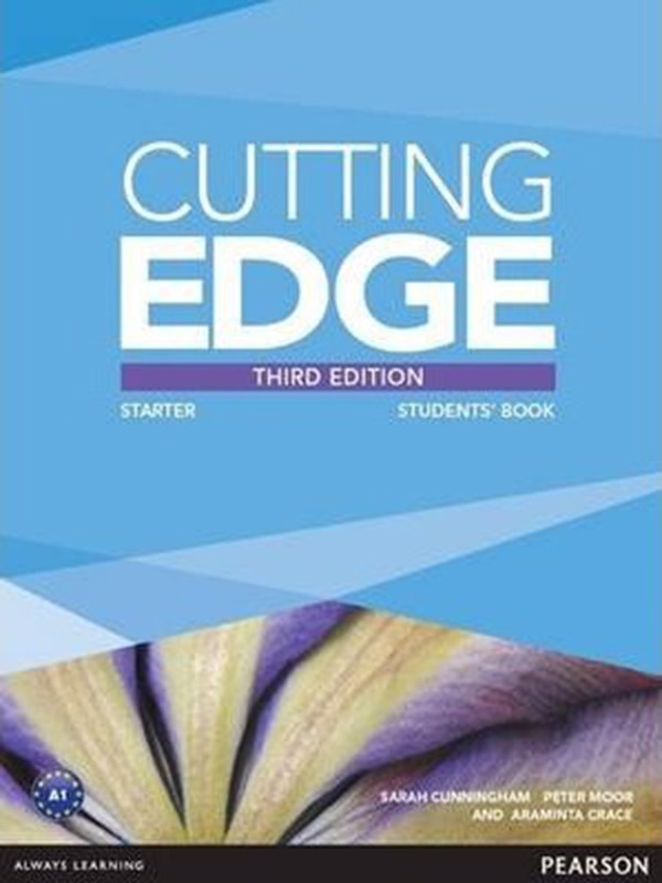 Cutting Edge (3 Ed.) Starter: Student Book with DVD