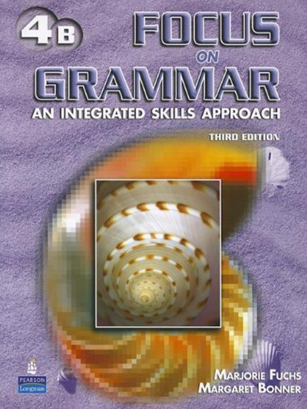 Focus On Grammar 4: Student Book B Without Audio Cd