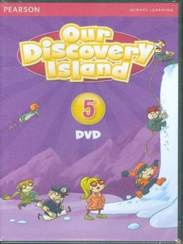 Our Discovery Island (AmE) 5: DVD