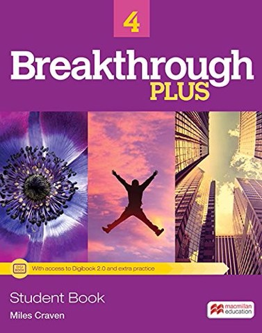 Breakthrough Plus 4: Student Book with Digibook Pack
