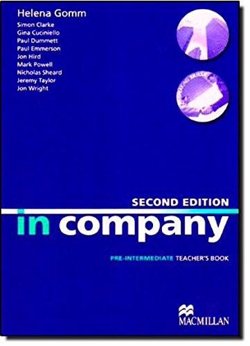 In Company (2 Ed.) Pre-Inter: Teacher Book