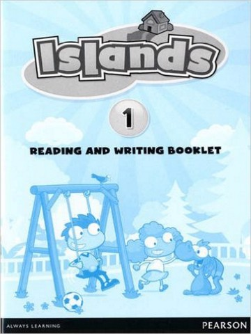Islands: Lets Tm Booklet Grammar Reading Writing 1