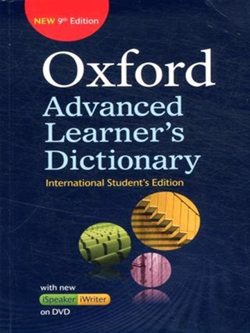 Oxford Advanced Learner's Dictionary (9 Ed.): International Student Edition with DVD-ROM