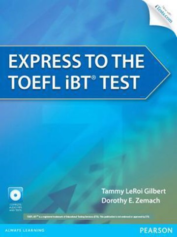 Express to the TOEFL iBT® Test with CD-ROM
