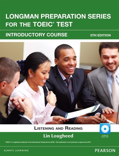 Longman Preparation TOEIC (5 Ed.) VN Intro: Student book with I-Test - 8936049423802