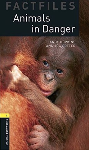 OBWL (3 Ed.) 1: Animals in Danger Factfile MP3 Pack