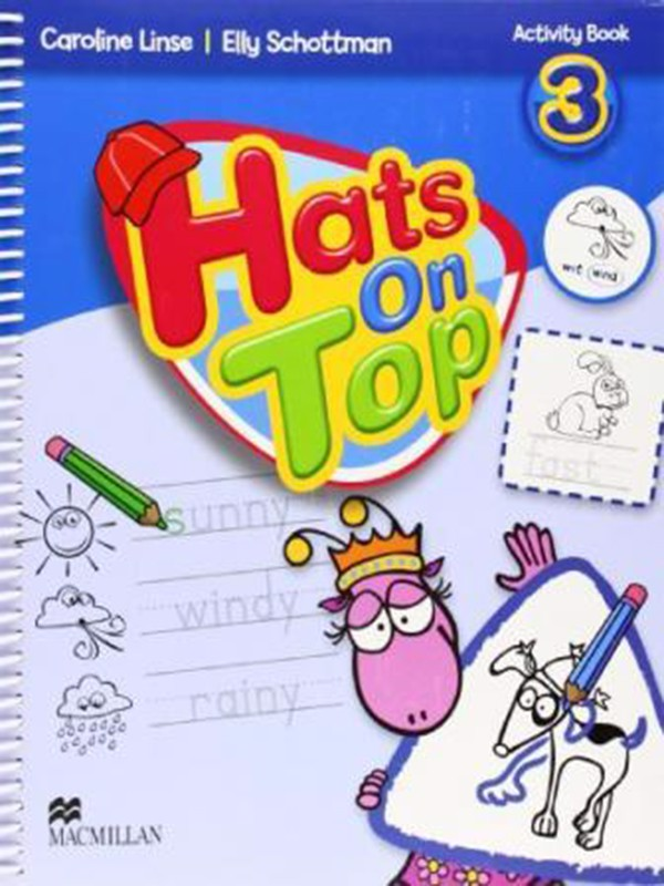 Hats On Top Activity Book Level 3