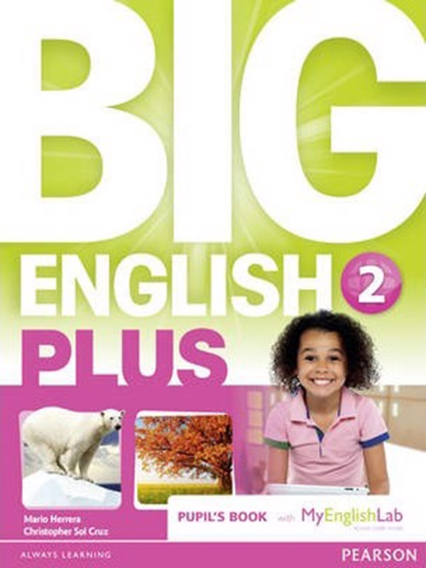 Big English Plus 2 Pupils' Book with Myenglishlab Access Code Pack