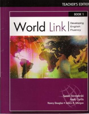 World Link 1 (1 Ed.) Teacher Book with CD-ROM