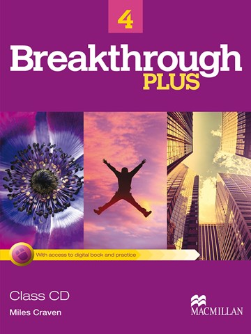 Breakthrough Plus 4: Class Audio CD