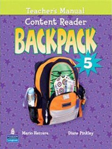 Backpack: Content Reader 5