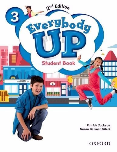 Everybody Up ( 2ed. ) 3 Student Book
