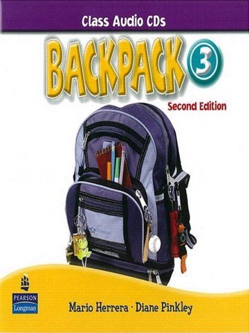 Backpack (2 Ed.) 3: Class Audio CD