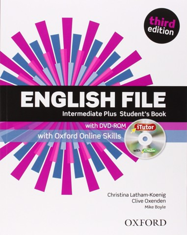 English File (3 Ed.) Inter Plus: Student Book with iTutor with Online Skills Practice Pack