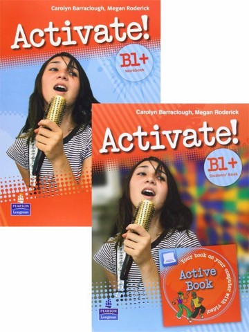 Activate! B1+: Value Packs (SB with ActiveBook + WB with CD-ROM)