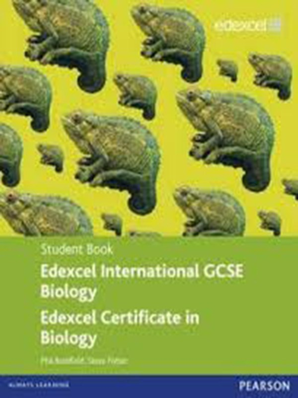 Edexcel iGCSE Biology Student Book & Revision Guide Pack