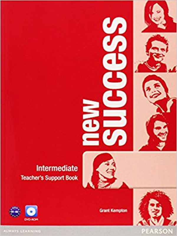 New Success Intermediate Teacher's Book & DVD-ROM Pack