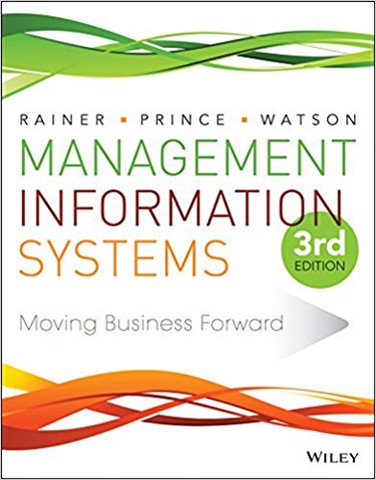 Management Information Systems 3rd Edition