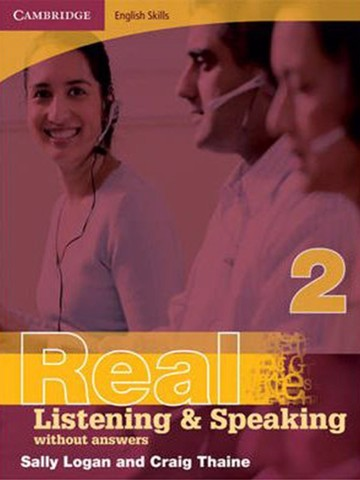 Cambridge English Skills Real Listening & Speaking 2: without Key & without Audio CD