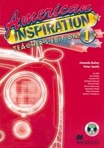 American Inspiration 1: Teacher Guide with CD Rom