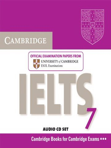 Cambridge Ielts 7: Audio Cds