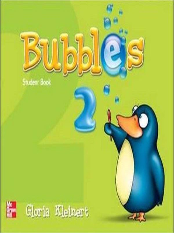 Bubbles 2: Student Book