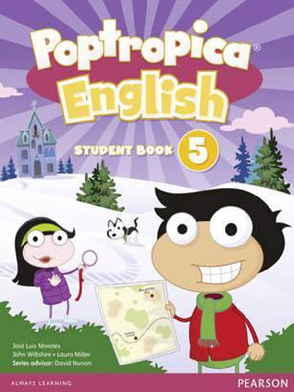 Poptropica English Ame 5: Student book