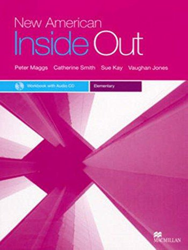 New American Inside Out Ele: Workbook with Audio CD