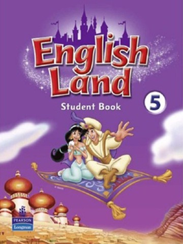 English Land 5: Student Book with Activity Book with CD