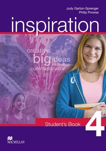 Inspiration 4: Student Book