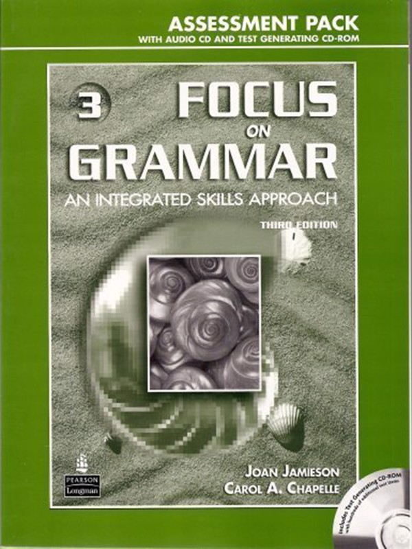 Focus On Grammar 3: Assessment Pack With Audio Cd And Test Generating Cd-Rom