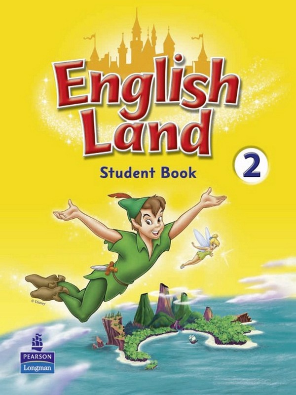 English Land 2: Student Book
