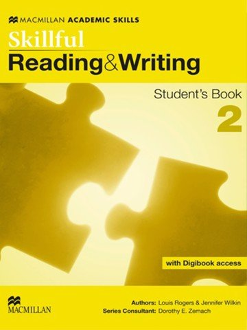 Skillful (Asia Ed.) 2: Reading and Writing: Student Book with Digibook access