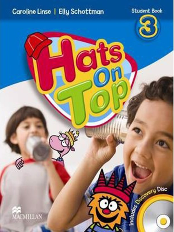 Hats on Top Student's Book Pack Level 3